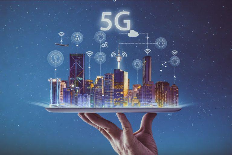 5g nedir, 5g iot, 5g akıllı şehirler, 5g akıllı sistemler,