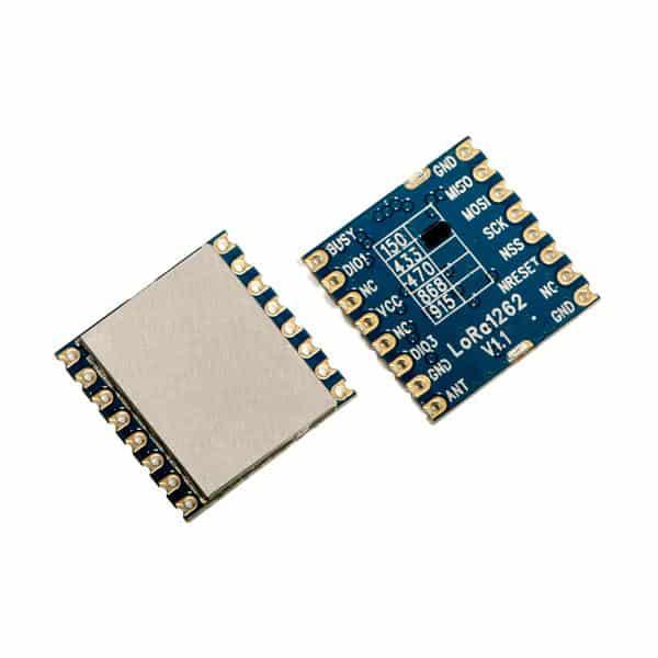 433 Mhz SX1276 lora alıcı verici modül, Kalabalık frekans ortamında bile; güçlü anti-parazit performansı, 100mW ve ultra küçük boyutlu olup, yaygın olarak AMR sistemlerde ve endüstriyel ortamlarda uzaktan kontrollerde kullanılmaktadır