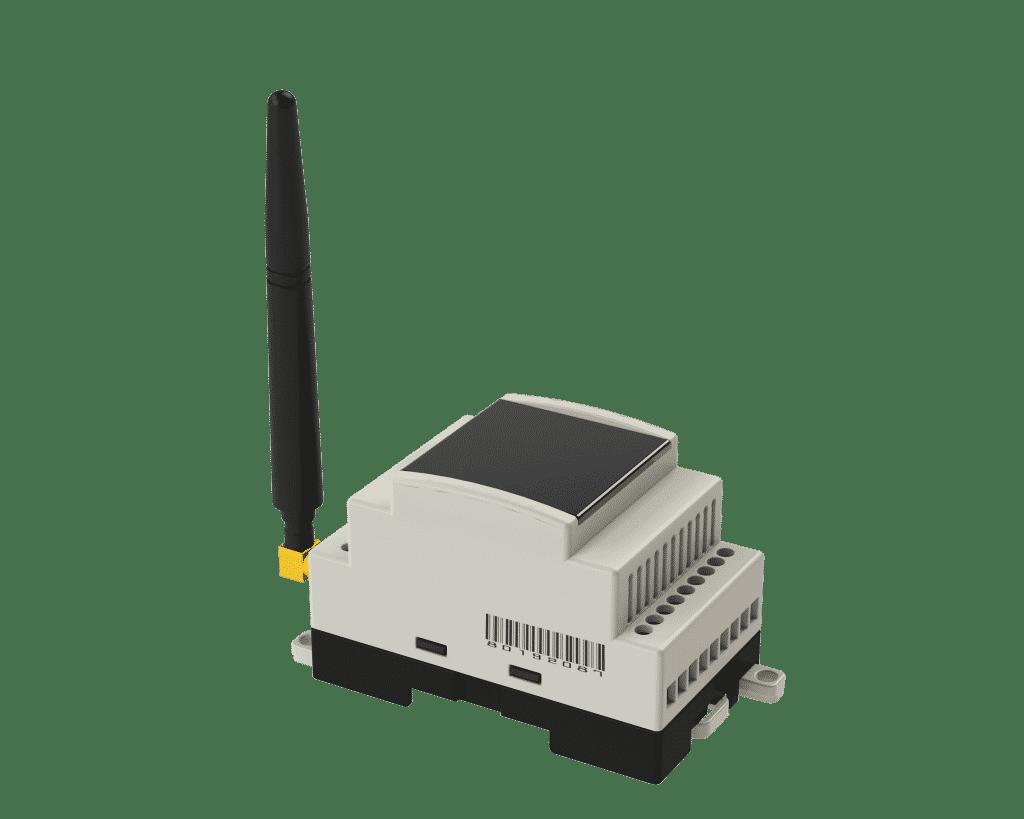 Lora RS485 Çevirici, 32 adete kadar RS485 bağlantı özelliği, Dahili TS EN 62056-31 Elektrik sayacı protokol desteği.